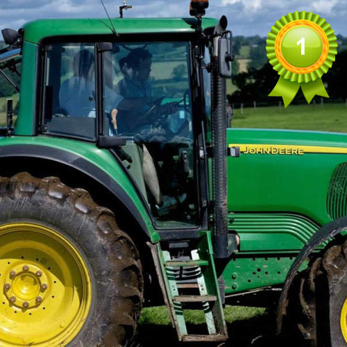 1 Hour Tractor Driving Experience