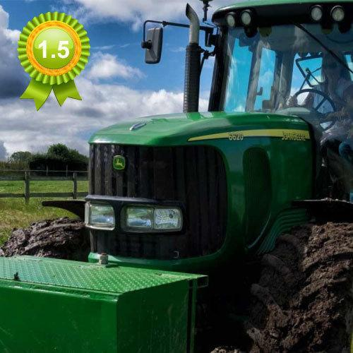 1.5 Tractor Driving Experience